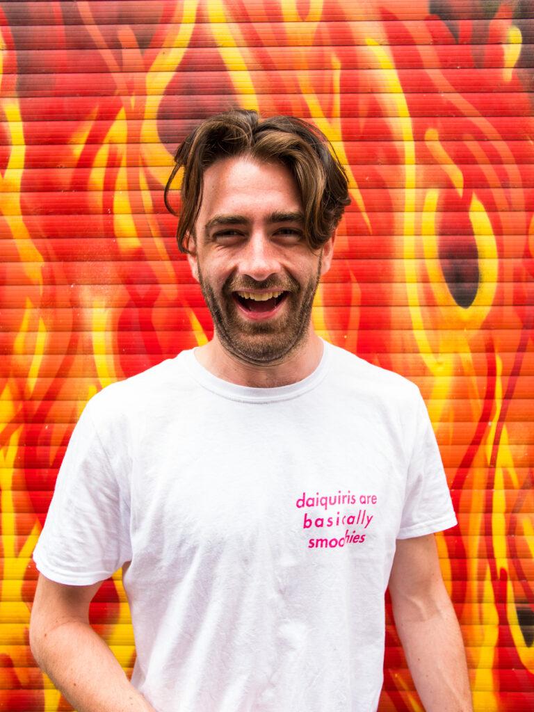 oisin hoy web design coach on fire