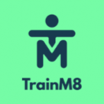 TrainM8 Logo